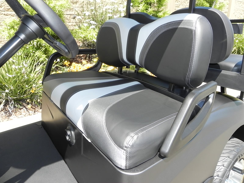2016 Yamaha Drive, Grey Havoc Body Kit