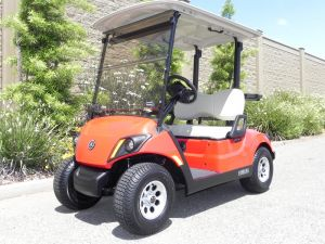 2020 Yamaha Drive2, Arsenal Red
