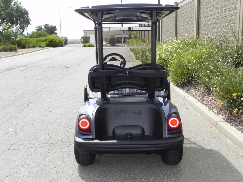 2020 Yamaha Drive2, Bluestone