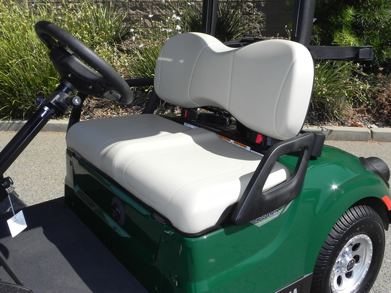 2020 Yamaha Drive2 AC PTV, Emerald color, 2-passenger, available at $8,785