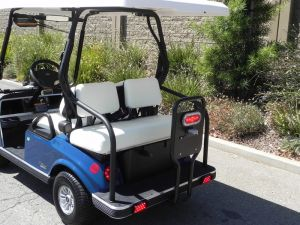 2020 Club Car NEV