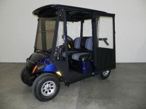 Drive2 black door open view