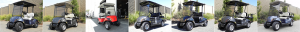 2021 Yamaha Golf Carts